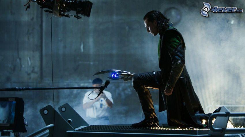 The Avengers, inspelning