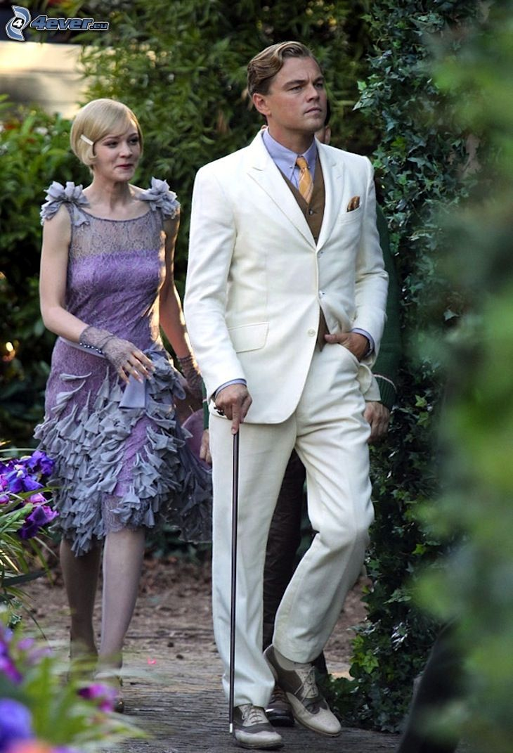 The Great Gatsby, Daisy Buchanan, Jay Gatsby