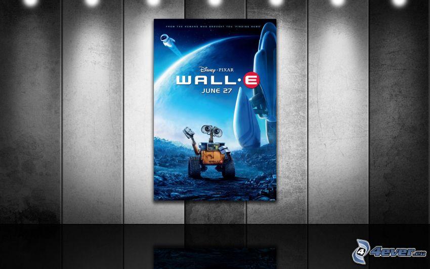 WALL·E, affisch