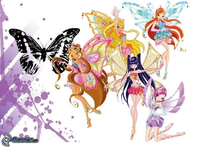 Winx Club, Enchantix