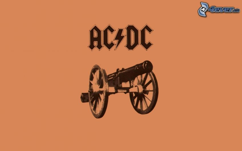 AC/DC, kanon