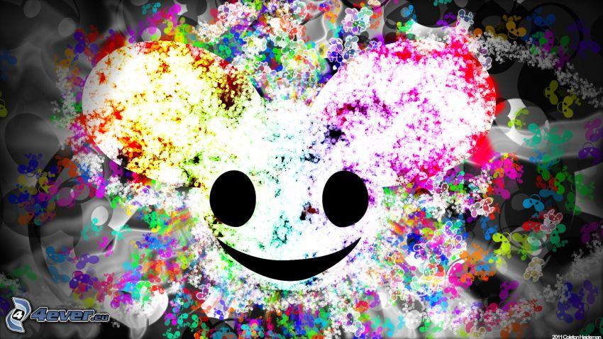 deadmau5, färger