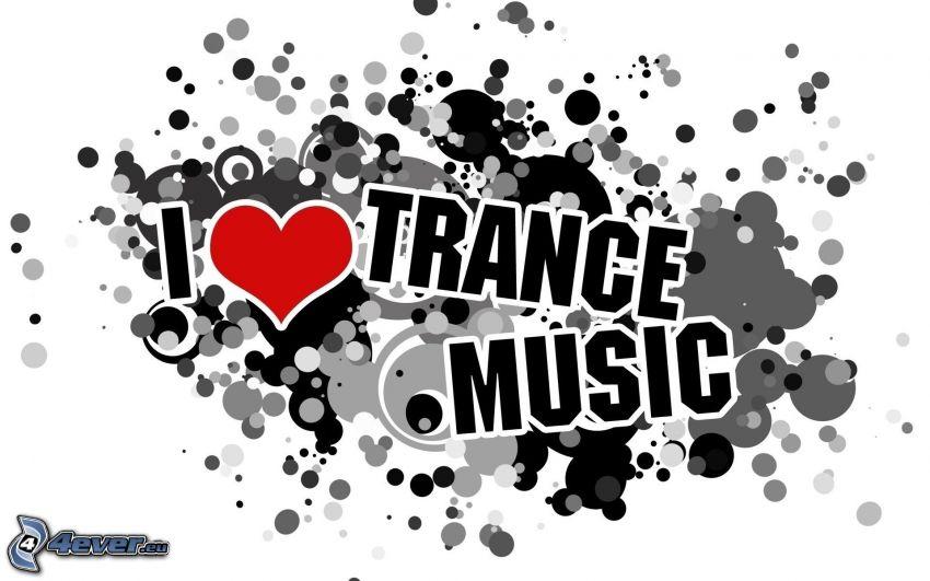 I Love Music, Trance