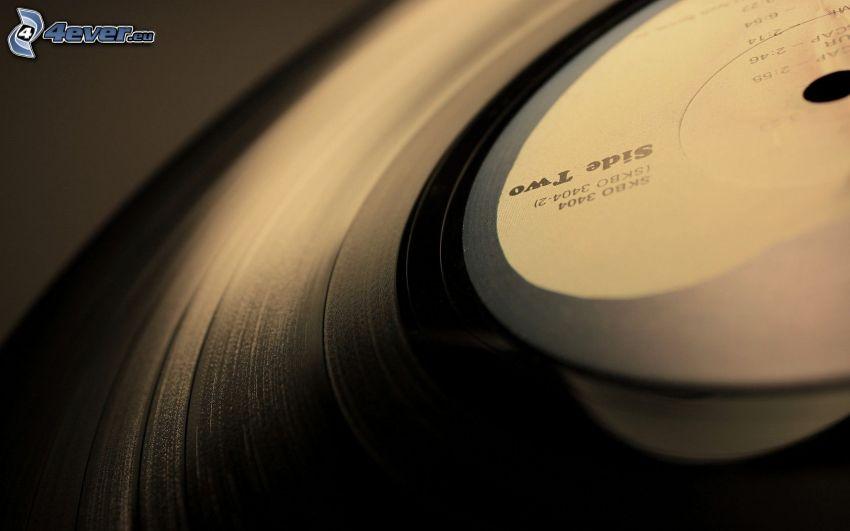 LP-skiva