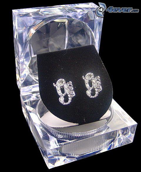 G-Unit, örhängen, smycke