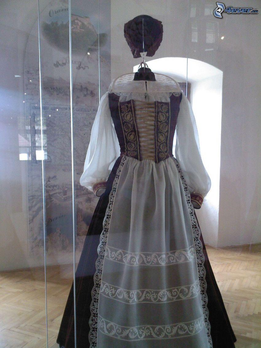 kläder, kostym, folkdräkt, folklore