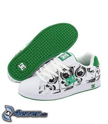DC Shoes, tennisskor