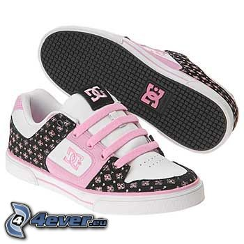 DC Shoes, tennisskor