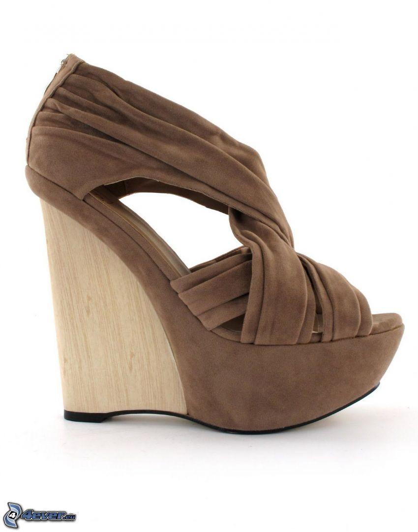 hög sko