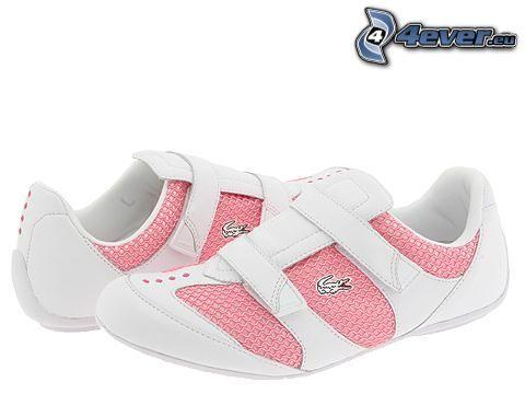 lacoste, vita sneakers