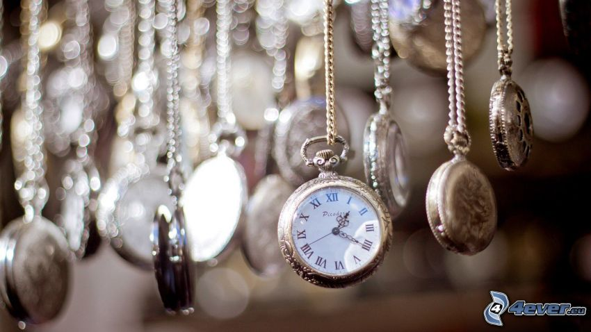 klocka, tid
