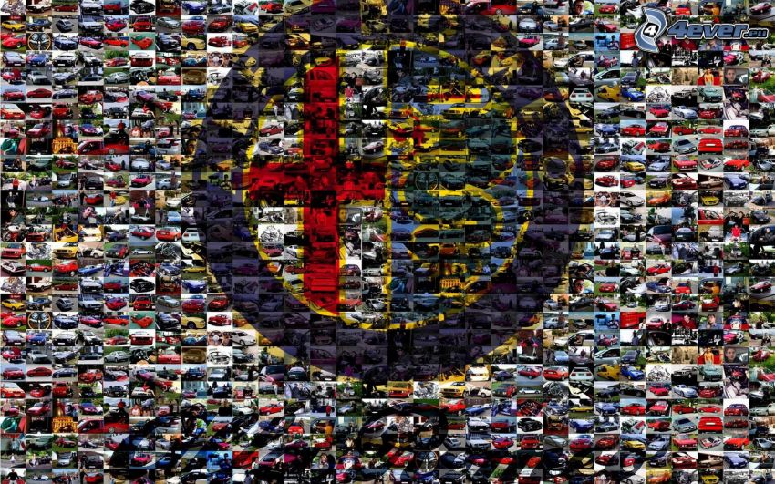 Alfa Romeo, logo, bilar