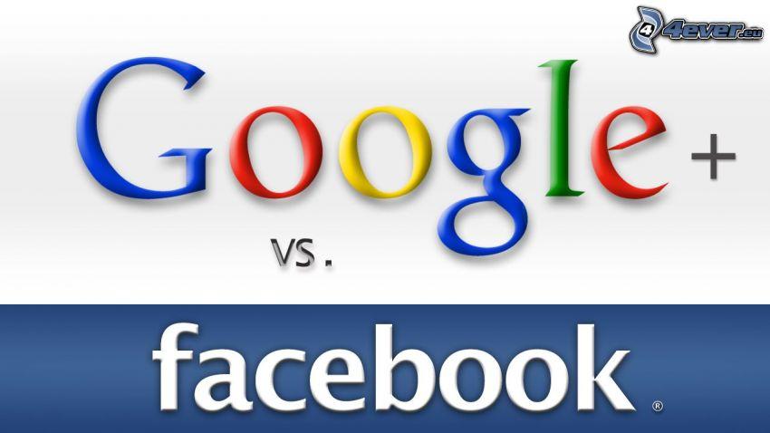 Google, facebook, logo