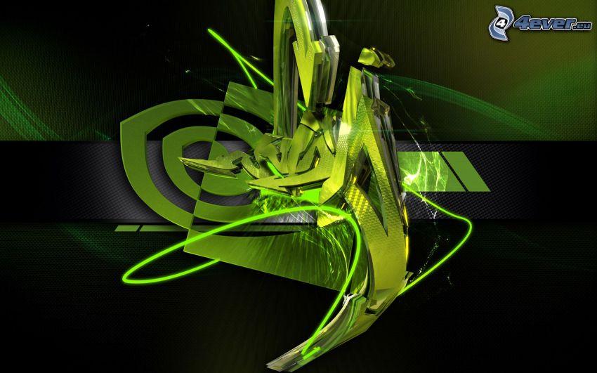 nVidia, abstrakt