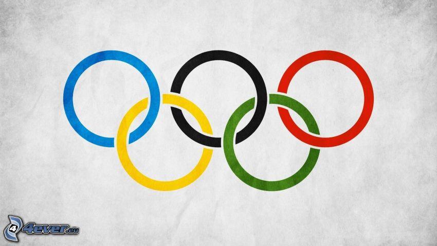 olympiska ringarna