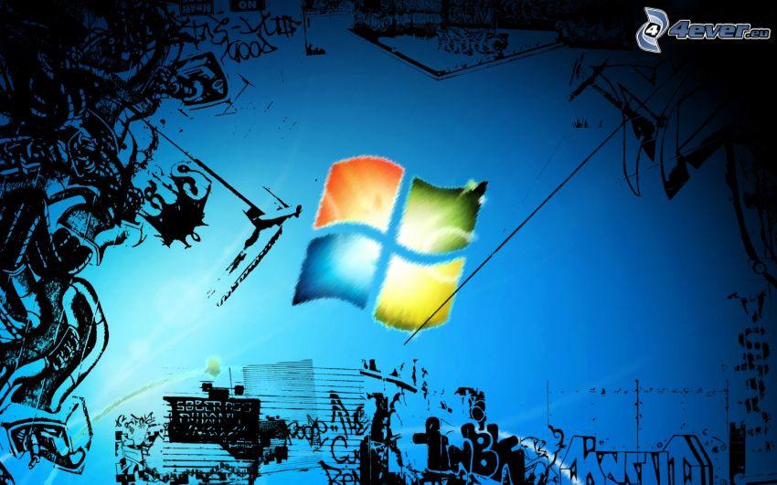 Windows, abstrakt