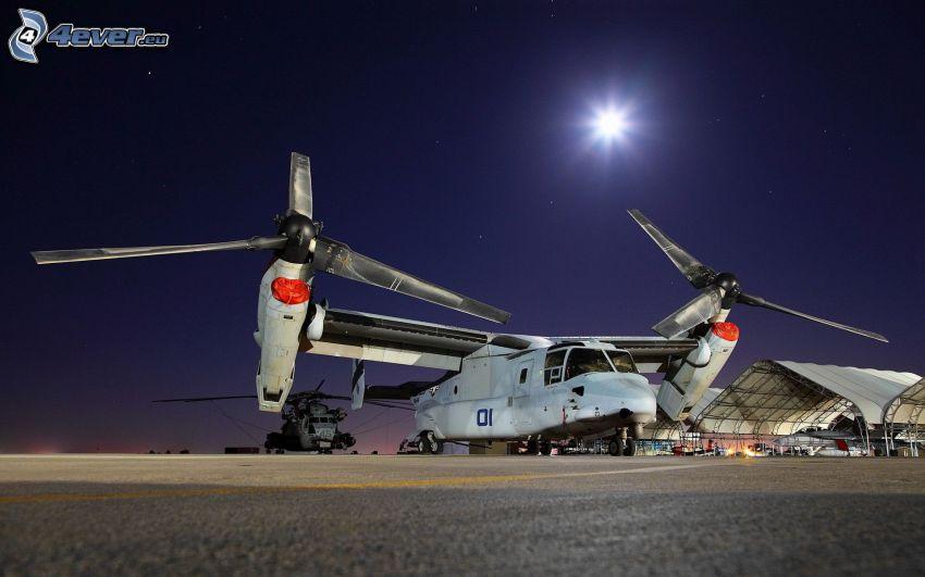 Bell Boeing V-22 Osprey, natt