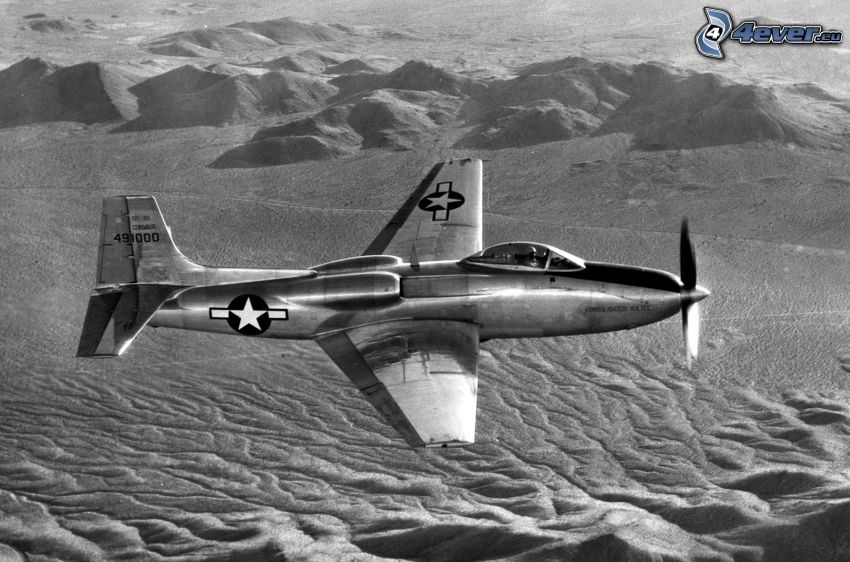 Convair XP-81
