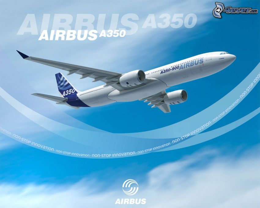 Airbus A350, flygplan