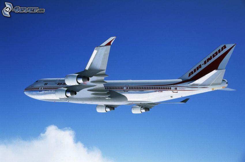 Boeing 747, Air India