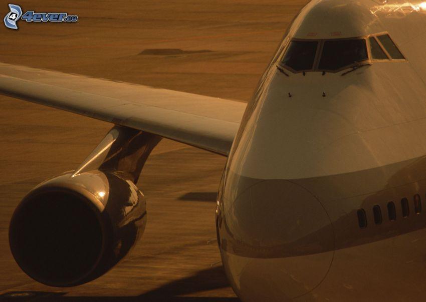 Boeing 747, jetmotor