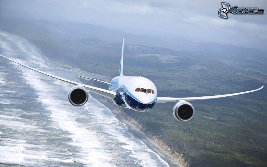 Boeing 787 Dreamliner, hav