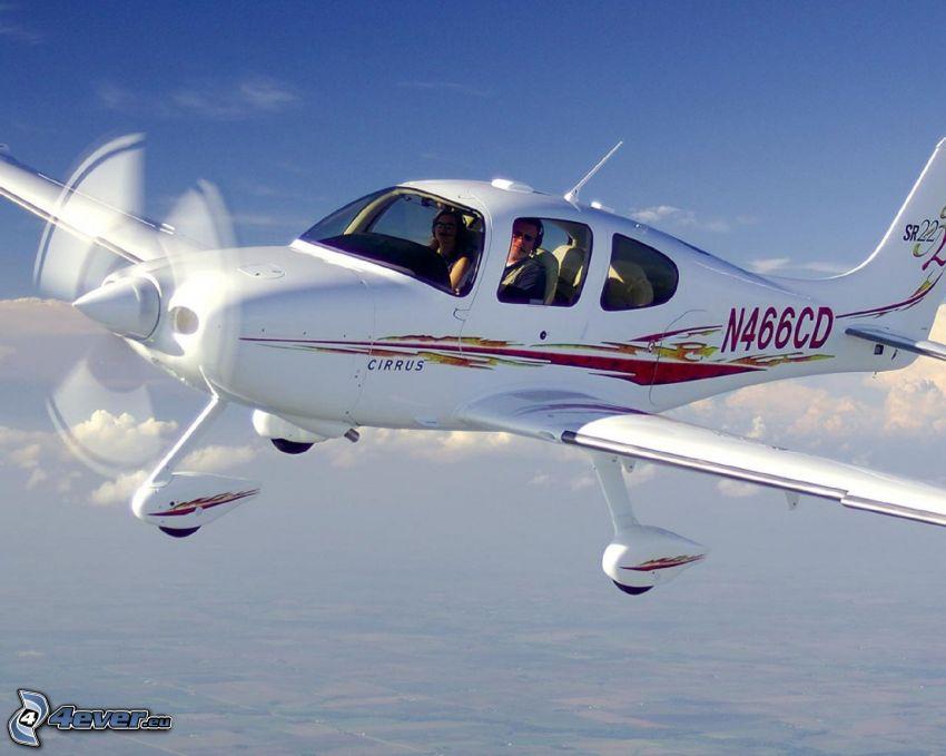 Cirrus SR22, litet sportflygplan