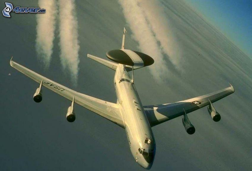flygplan, USAF