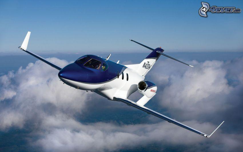 Honda HA-420, privat jetplan