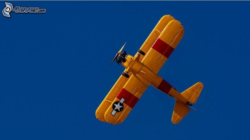 litet sportflygplan