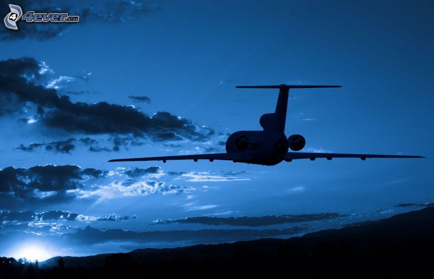 nattflygning