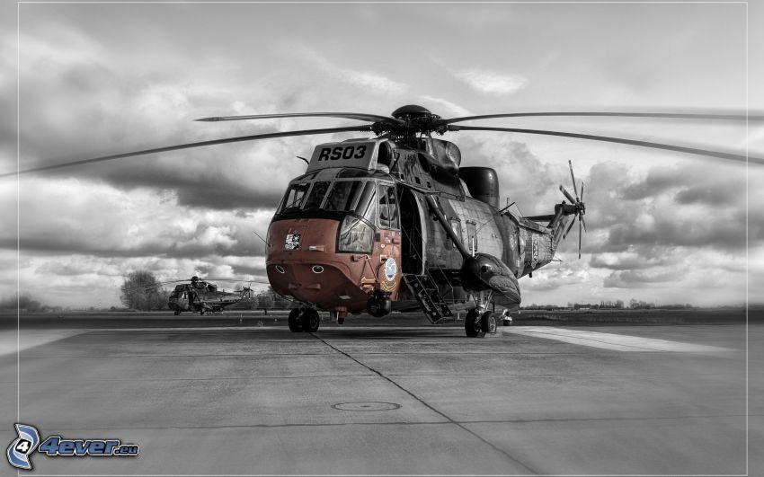 RS03, helikopter