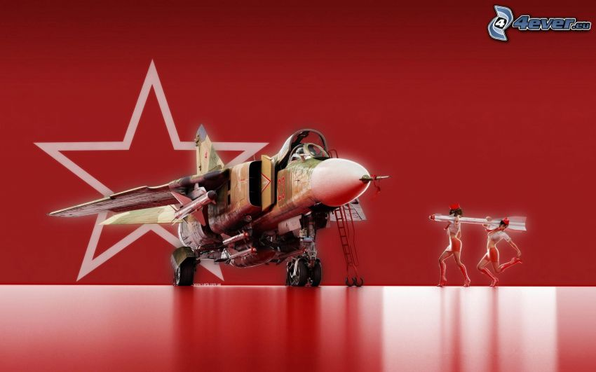 MiG-23, kvinnor