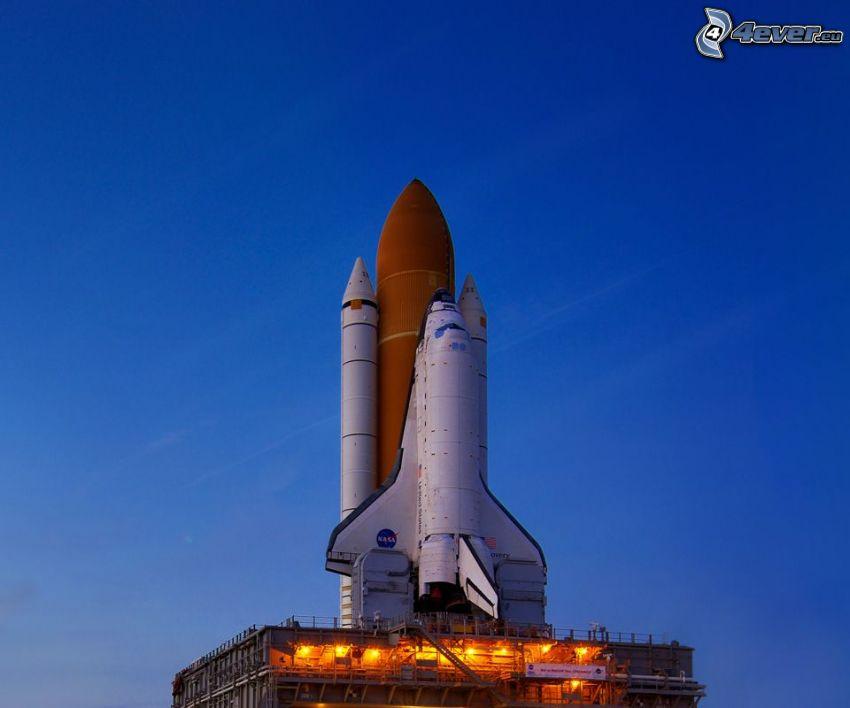 rymdfärjan Discovery