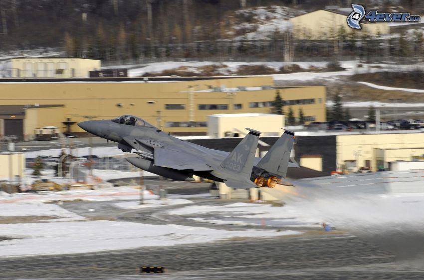 F-15 Eagle, flygstart