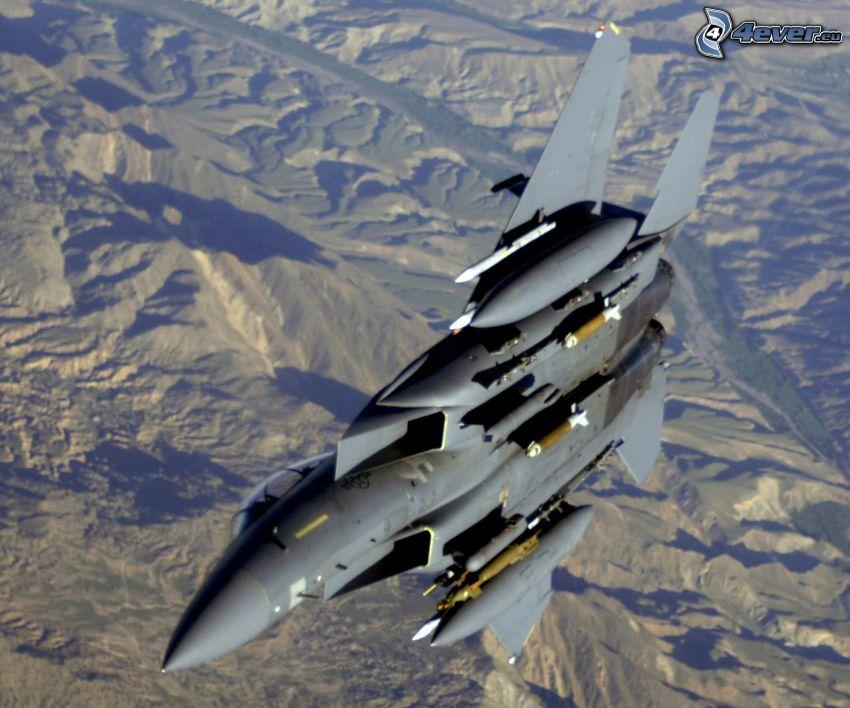 F-15 Eagle, McDonnell Douglas