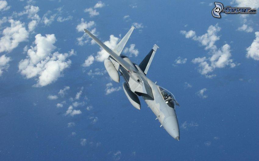 F-15 Eagle, moln
