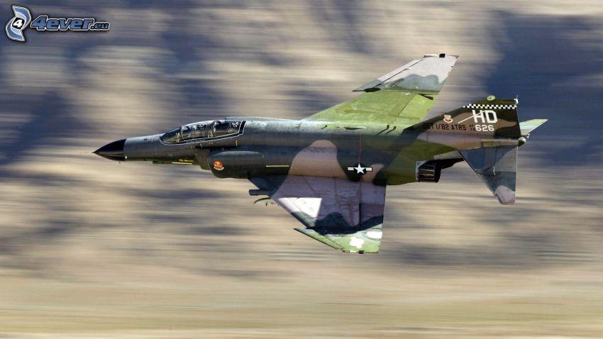 F-4 Phantom II, jaktplan