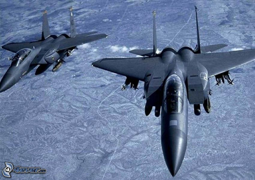 Jaktplan F-15 Eagle