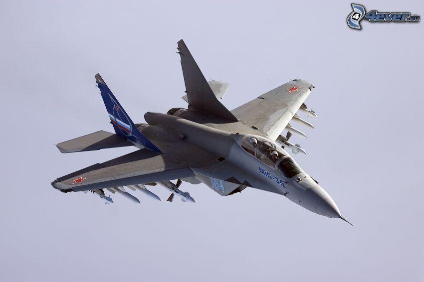 MiG-35, jaktplan
