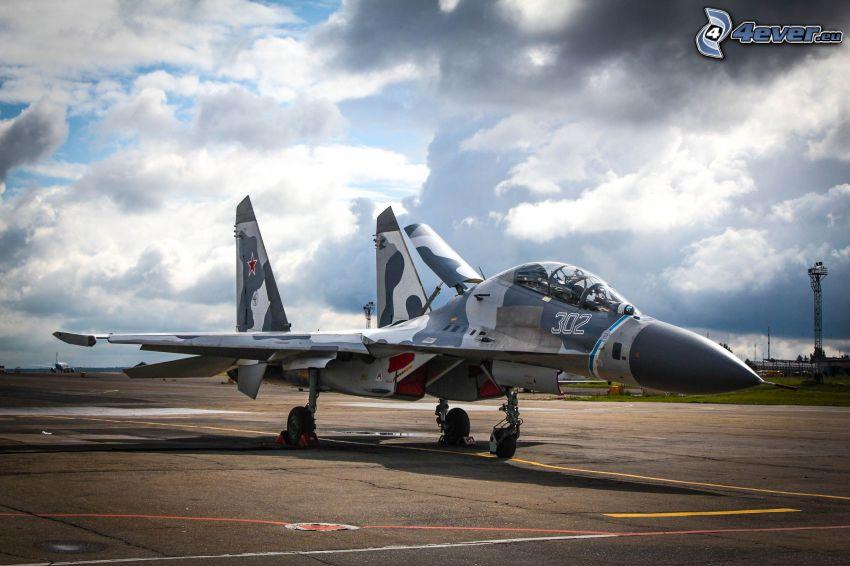 Sukhoi Su-27, moln