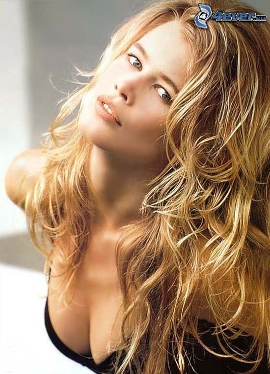 Claudia Schiffer, modell