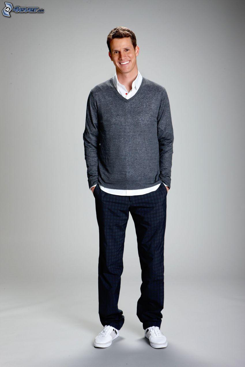 Daniel Tosh, komiker