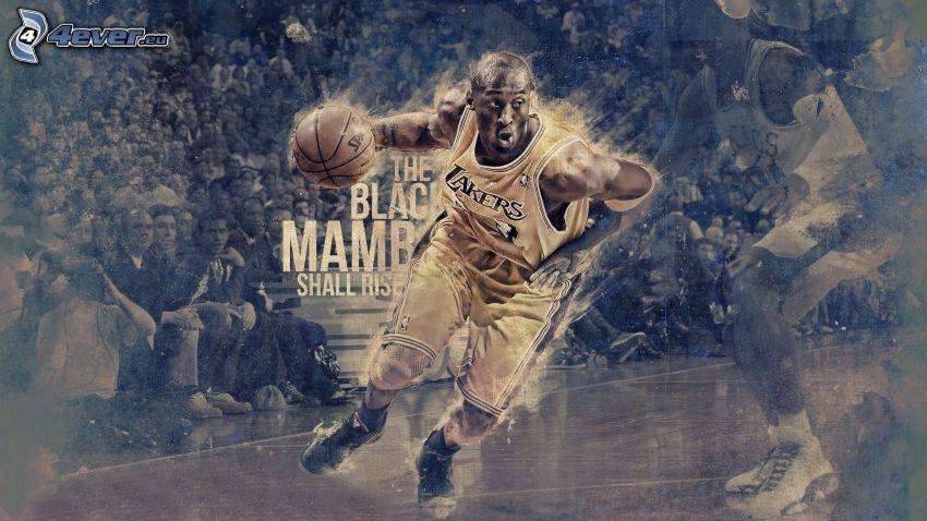 Kobe Bryant, basketbollsspelare