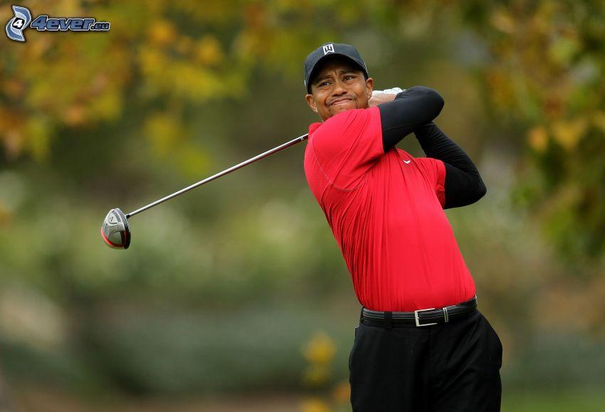 Tiger Woods, golfspelare