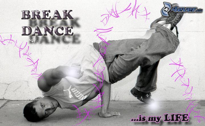 breakdance, dans
