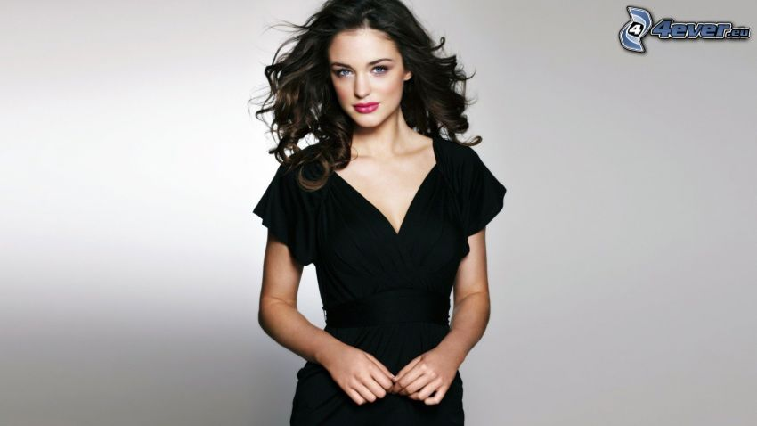 Lauren Budd, modell