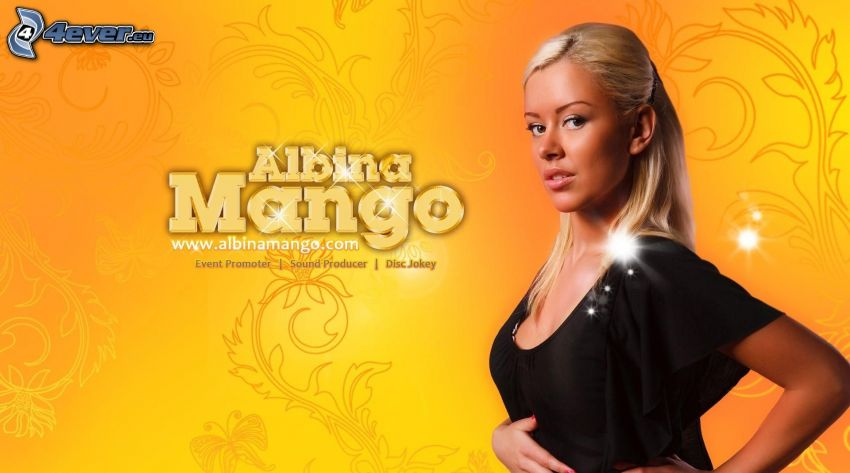 Albina Mango, DJ