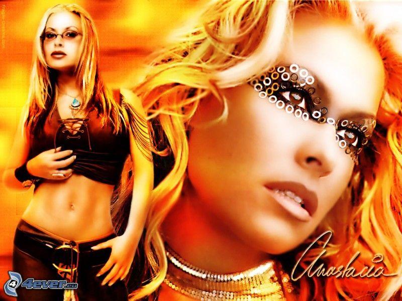 Anastacia, sångerska
