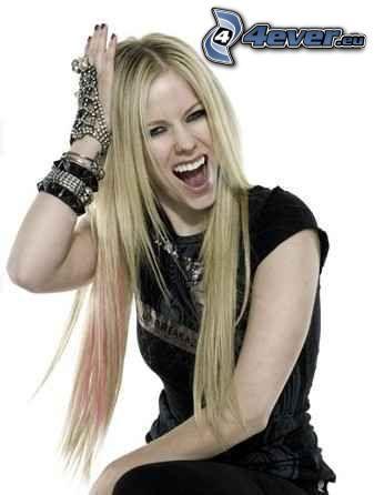 Avril Lavigne, sångerska